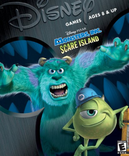 Disney/Pixar's Monsters Inc. Scare Island - PC