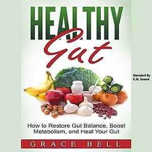 Healthy Gut Audiobook