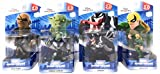 Disney Infinity: Super Heroes (2.0 Edition) Venom, Nick Fury, Green Goblin & Iron Fist From Marvel Spider-man Series - Not Machine Specific