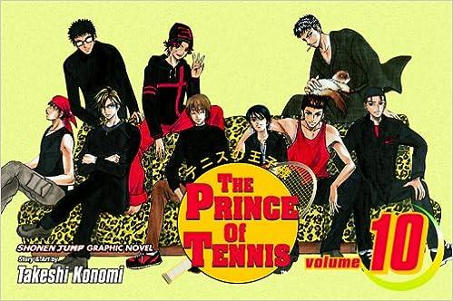 The Prince Of Tennis Vol 10 V 10 Takeshi Konomi 9781421500706