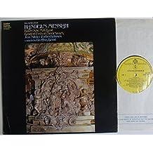 "The Black Dyke Mills Band - Favourites from Handel's Messiah - 12"" LP 1971 - Pye Golden Guinea GSGL 10475 - UK Press"