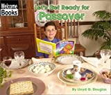 Let's Get Ready for Passover, Lloyd G. Douglas, 0516243527