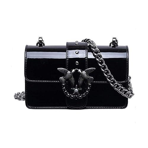 4945840962 Fashion Handbags for Women Black Chain Purse  Amazon.co.uk  Shoes   Bags