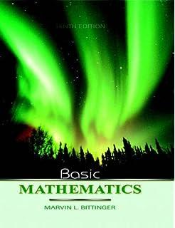9780321319067: basic mathematics, 10th edition (bittinger.