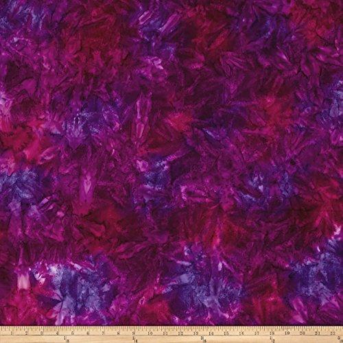 Patina Handpaints - Robert Kaufman 0540358 Kaufman Patina Handpaints Overcast Pansy Batik Fabric by The Yard
