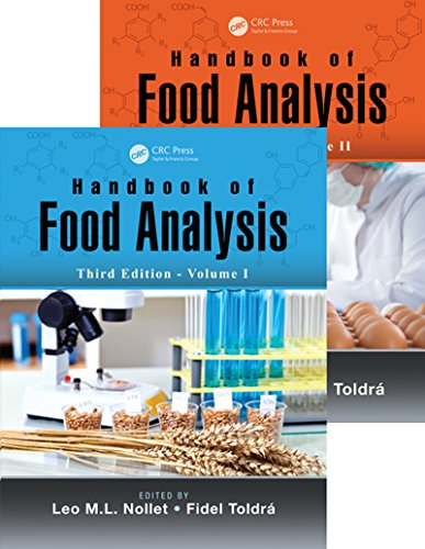 Handbook of Food Analysis, Third Edition - Two Volume Set Pdf
