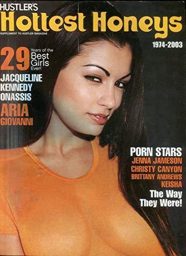 Hustler's Hottest Honeys Busty Adult Magazine