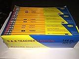 Pencils Pre-sharpened No. 2 144/bx S & E Teachers Edition