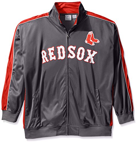 Boston Red Sox Leather Jacket - 5
