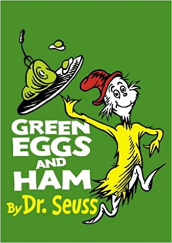 Image result for green eggs and ham