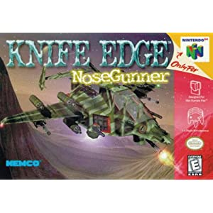 Knife Edge: Nosegunner