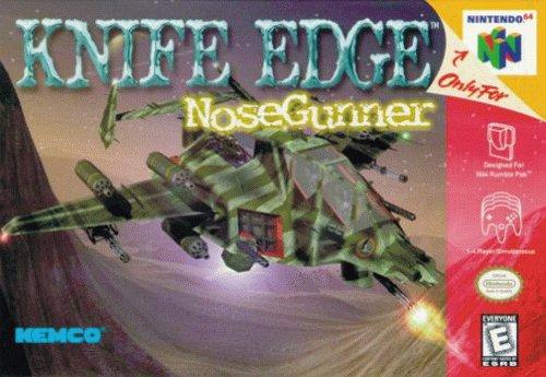 Knife Edge: Nosegunner - Edge Mountain Knife