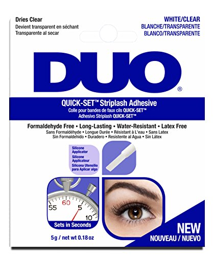 (Quick-Set Adhesive Clear)