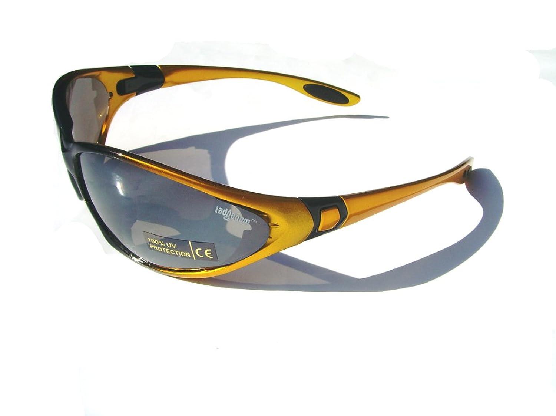 Ladgecom Sonnenbrille Ski Brille Fahrradbrille Damen Herren Rot UQg0KgQst