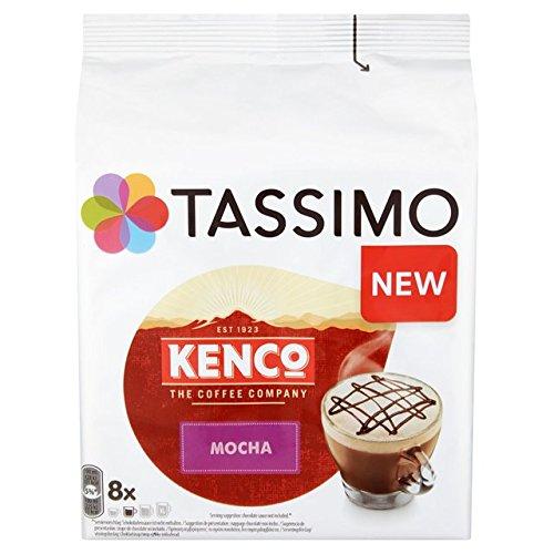 Tassimo Kenco Mocha 8 per pack (Hot Drinks Tassimo)