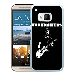 Grace Protactive Foo Fighters 1 White Case Cover for HTC ONE M9
