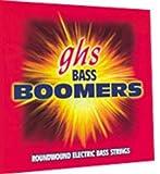 CUERDAS BAJO ELECTRICO - GHS (L/3045) Boomers/Lite (Juego Completo 040/055/075/095)