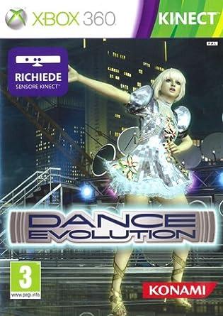 Konami Dance Evolution - Juego (Xbox 360, Música, E10 + (Everyone 10 +)): Amazon.es: Videojuegos