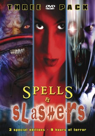 Spells & Slashers (3-Pack - Dead & Rotting/Bloodletting/Hell Asylum) (Hell Asylum)