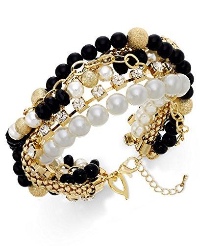 Macy's Pearl Bracelets - 5