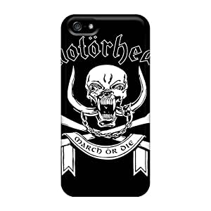 Perfect Hard Phone Covers For Iphone 5/5s (AUE8096xVqa) Allow Personal Design Fashion Bon Jovi Band Pattern