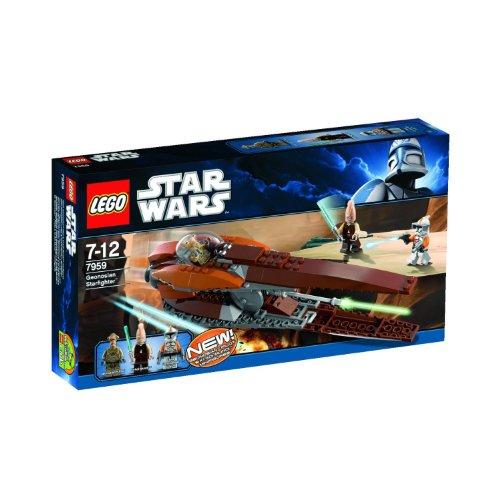 Clone Commander Cody Star - LEGO Star Wars Geonosian Starfighter 7959 (155 pcs)