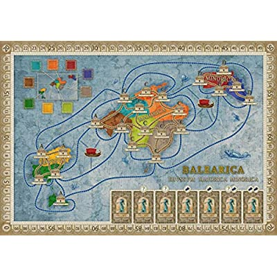 Concordia: Balearica/Italia: Toys & Games