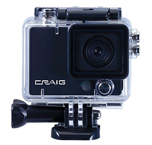 Craig Electronics CCR9029 HD 1080P Action Camera & Video Rec