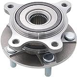 Febest - Toyota Front Wheel Hub Lh - Oem: 43560-30030
