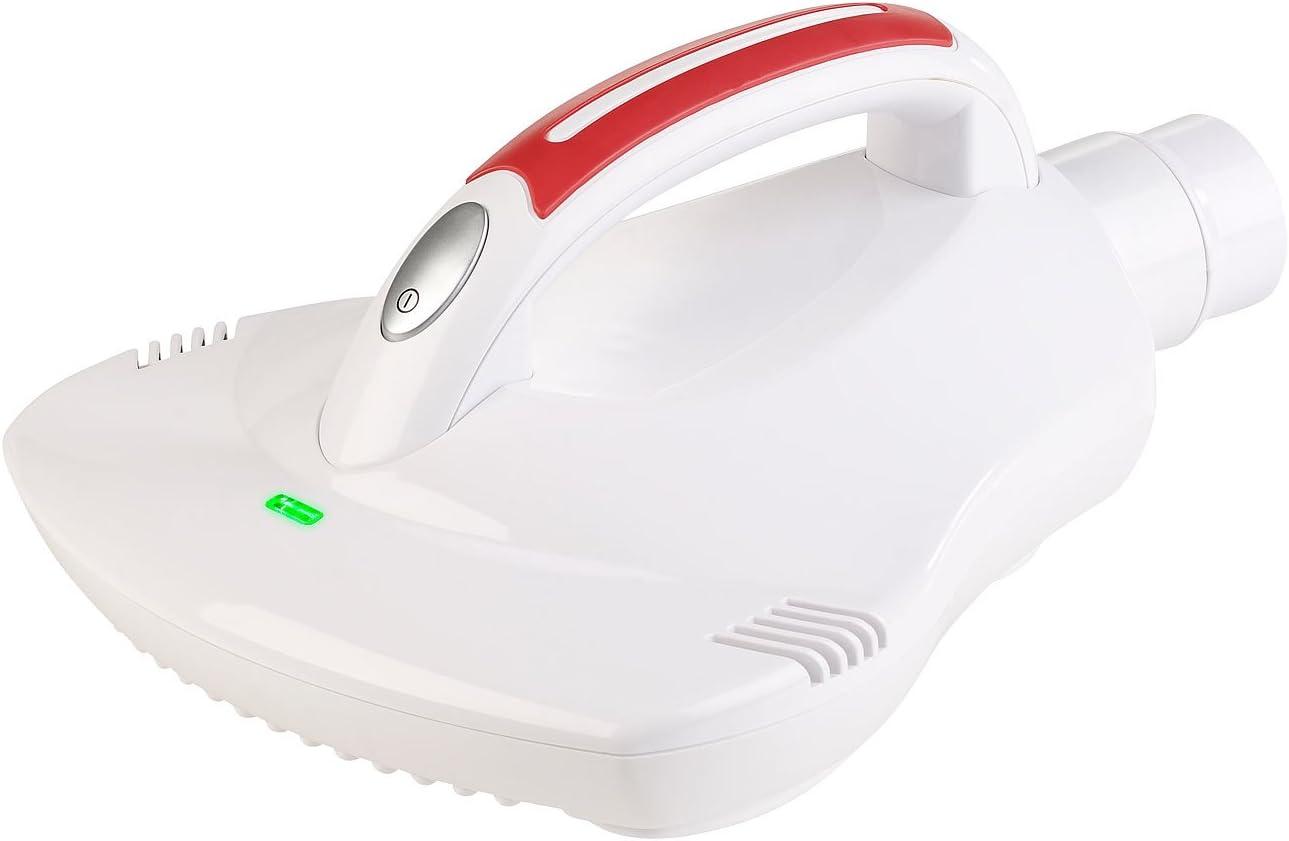 Universeller Anti-Milben-Staubsaugeraufsatz mit UV-Licht und Vibration Sichler Haushaltsger/äte Milbensauger Antimilben Staubsaugeraufs/ätze