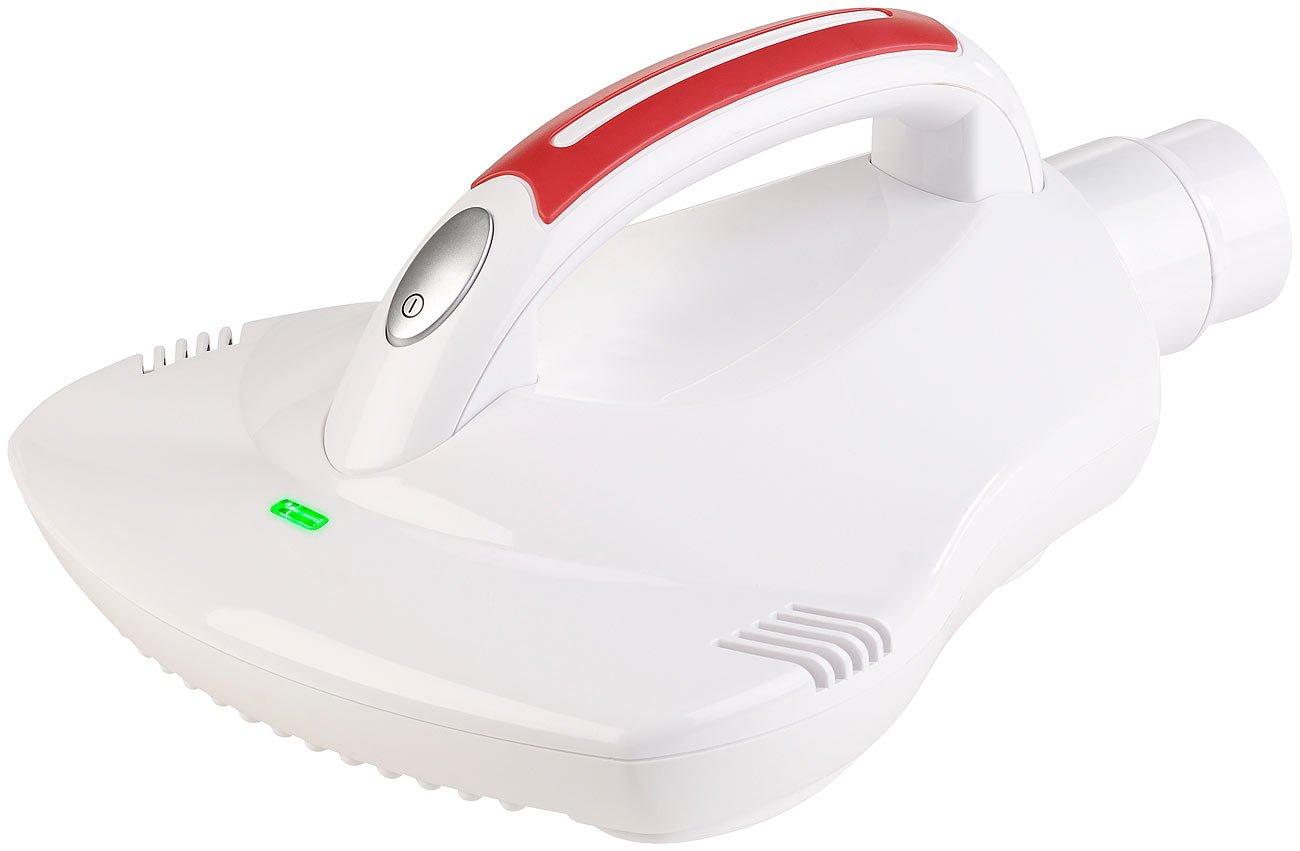 Sichler Haushaltsgerä te Milbensauger: Universeller Anti-Milben-Staubsaugeraufsatz mit UV-Licht und Vibration (Antimilben Staubsaugeraufsä tze) Sichler Haushaltsgeräte