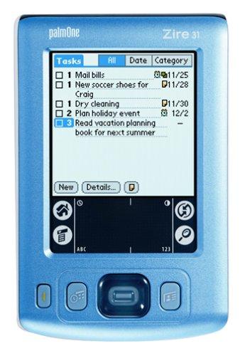 PalmOne Zire 31 Handheld