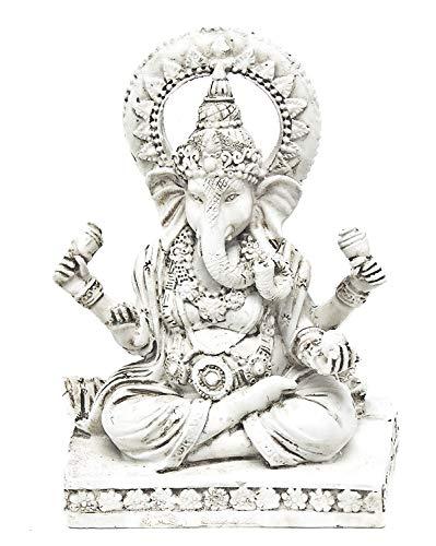 Bellaa 22258 Ganesha Statues Hindu Good Luck God 5