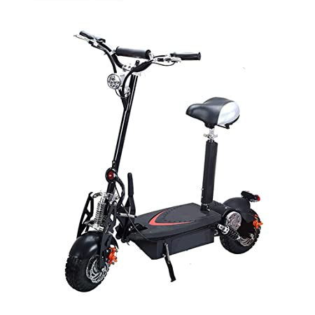 Patinete Electrico Adulto Scooter Plegable Todoterreno de ...