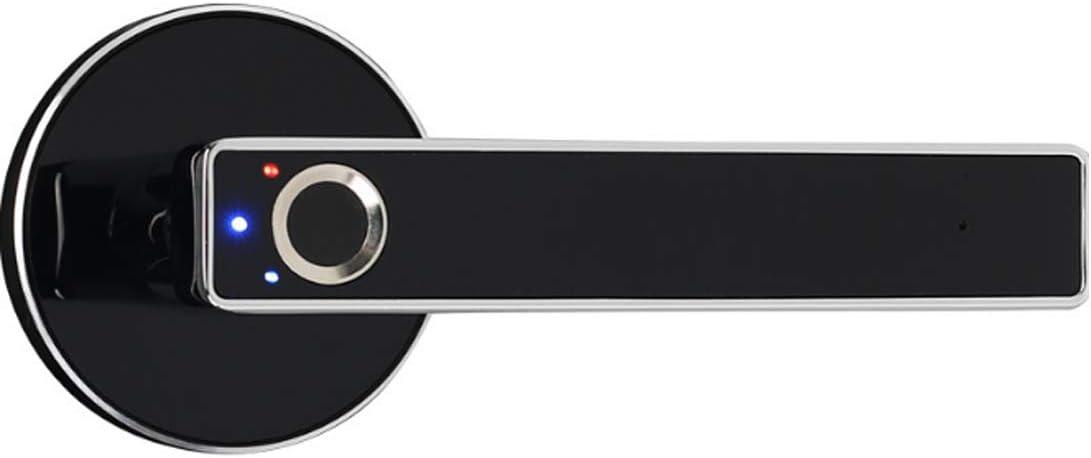Fingerprint Door Lock Electric Smart Door Lock, Biometric Keyless Door Lock for Home, Hotel, Apartment, School & Interior Door