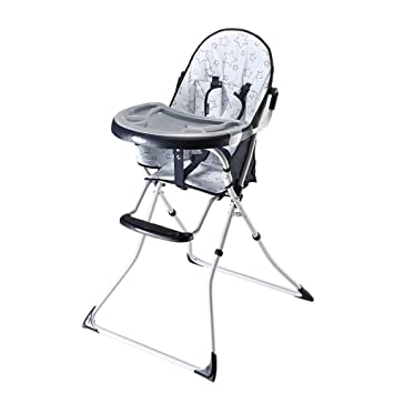 Stupendous Amazon Com Ddss Baby High Chair Steel Tube Puc 0 3 Pabps2019 Chair Design Images Pabps2019Com