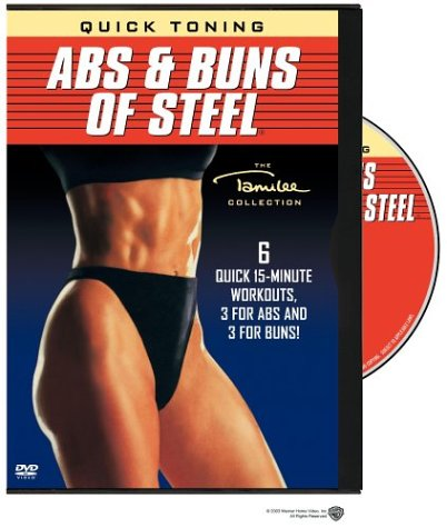 Quick Toning Abs Buns Steel