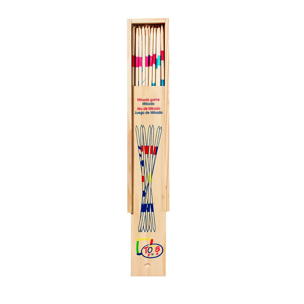 Toys Pure Mikado Game in Wooden Box (Small) HS200