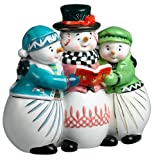 An Irish Christmas Waterford Holiday Heirlooms Musical Snowy Cookie Jar