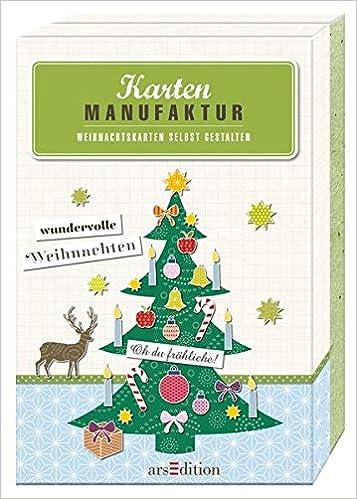 Weihnachtskarten Selbst Gestalten Foto.Weihnachts Kartenmanufaktur Weihnachtskarten Selbst Gestalten