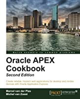 Oracle APEX Cookbook, 2nd Edition Front Cover