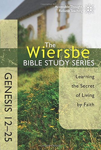 Wiersbe Bible Study Genesis Learning