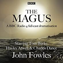The Magus Audiobook by John Fowles Narrated by Charles Dance, Full Cast, Hayley Atwell, Tom Burke