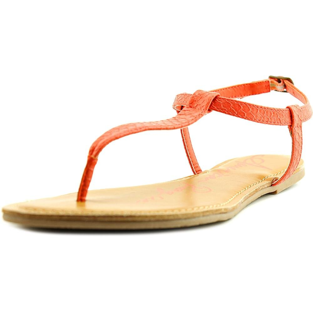 American Rag Womens Akrista Open Toe Casual Ankle Strap Sandals Coral Size 55