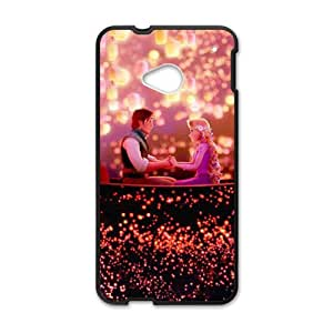 Tangled romantic lover Cell Phone Case for HTC One M7