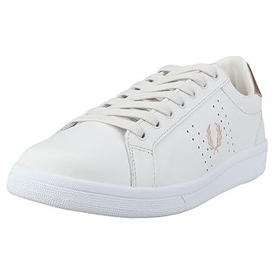 Fred Perry B721 Damen Sneaker: : Schuhe & Handtaschen