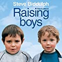 Raising Boys: Why Boys are Different - and How to Help Them Become Happy and Well-Balanced Men Audiobook by Steve Biddulph Narrated by Damien Warren-Smith
