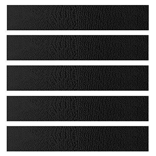 BEACE Sweatband Sports Headband for Men & Women - 5PCS / 10PCS Moisture Wicking Athletic Cotton Terry Cloth Sweatband for Tennis, Basketball, Running, Gym, Working Out