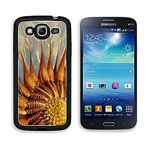 Dandelions Flowers BNY-WIRELESS Samsung Galaxy Mega 5.8 Cover Premium Aluminium Design TPU Case Open Ports Customized Made to Order