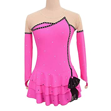 Figura vestido de patinaje de vestir, viste Rendimiento ...